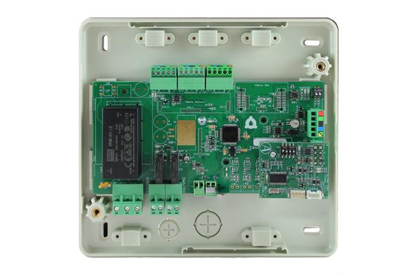 Control Board With Hitachi RAD Communication