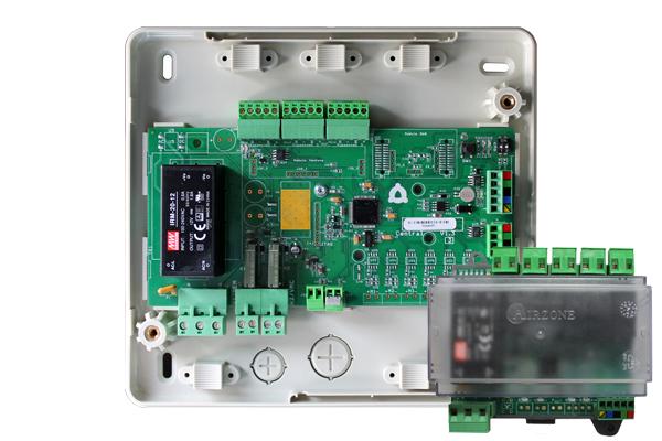 Control Board + 5-Relay Fan Coil Gateway