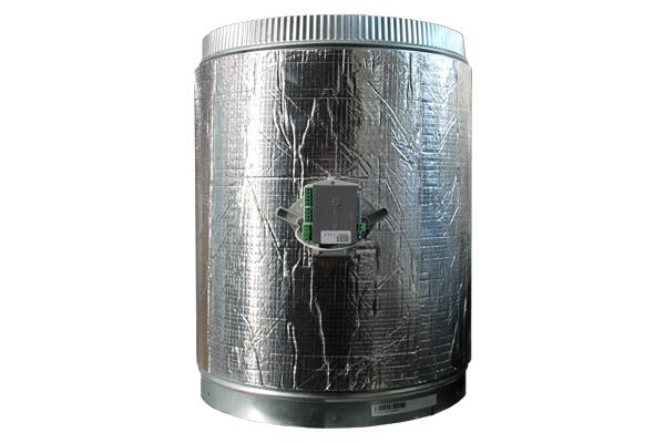 14'' Wired Intelligent Round Damper