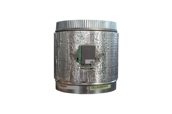 10'' Wired Intelligent Round Damper