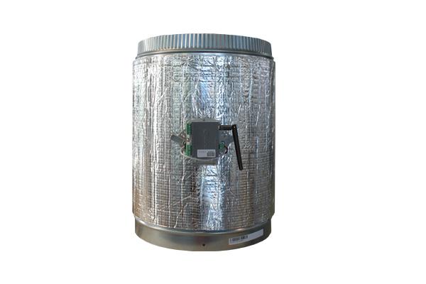 12\'\' Wireless Intelligent Round Damper