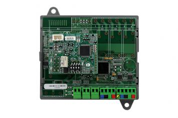 Wired Zone Module With Fujitsu Communication