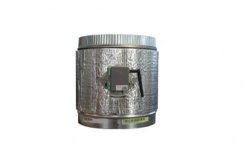 10'' Wireless Intelligent Round Damper
